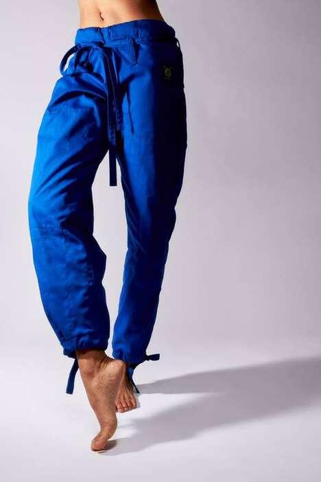 Dojo-Ready Utility Trousers