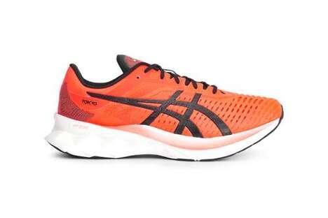 Vibrant Mesh Running Shoes