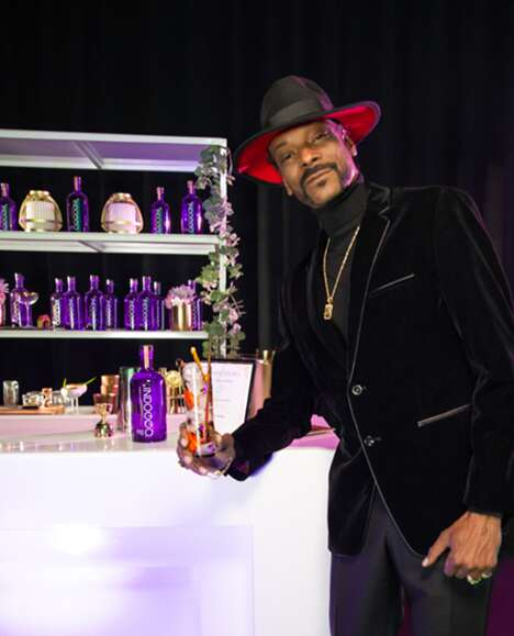 Celebrity-Founded California Style Gins