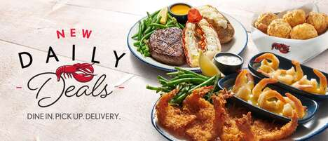 Lent-Supporting Seafood Deals