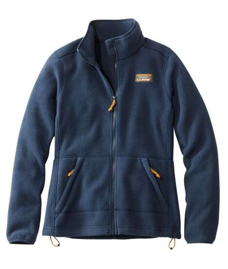 Functional Layer-Friendly Fleece