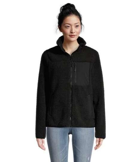 Utilitarian Cozy Fleece Jackets