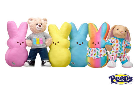 Easter Marshmallow Plushies