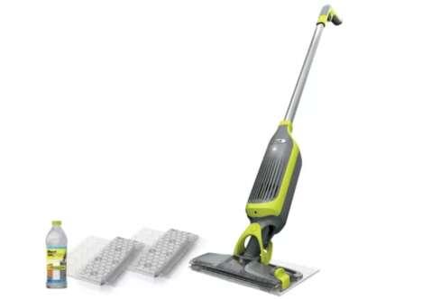 Cordless Vacuum Mops