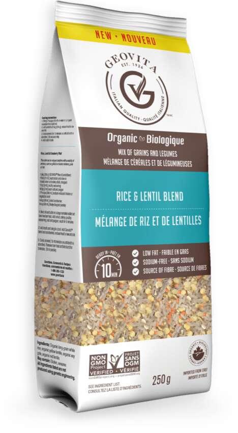 Organic Legume Grains