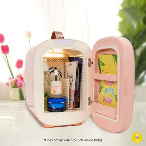 Mini Skincare Fridges