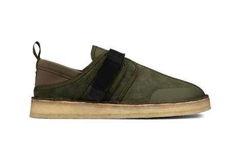 Versatile Mule-Style Shoes