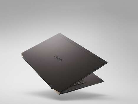 Cutting-Edge Carbon Fiber Laptops