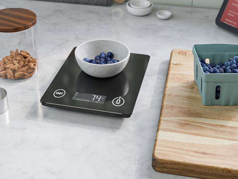 Food-Analyzing Smart Scales