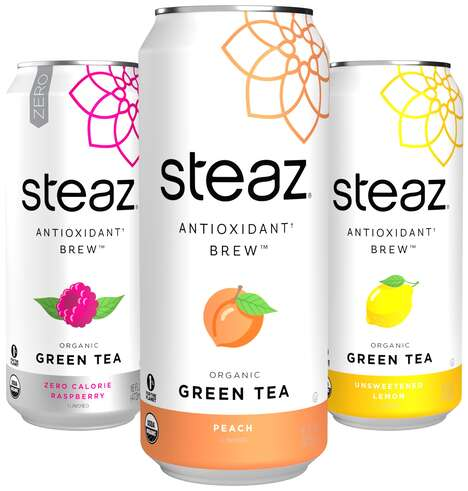 Clean-Label Antioxidant Beverages