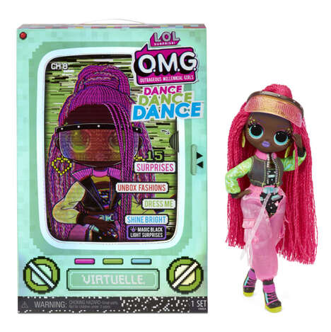 Fashionable Dancing Dolls