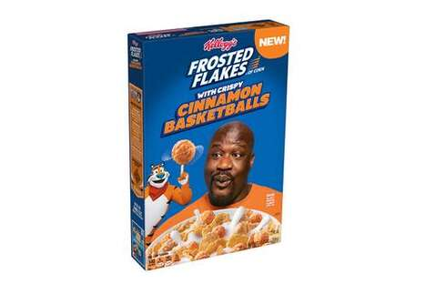 Athlete-Joint Cinnamon Cereals