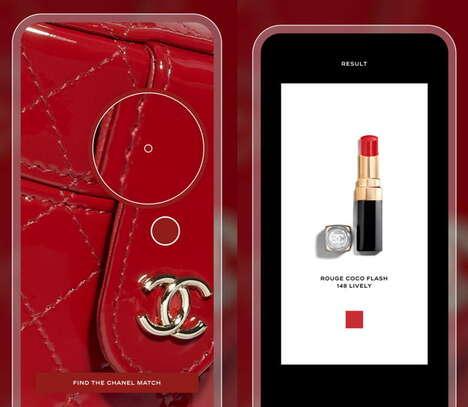 Virtual Lipstick Apps