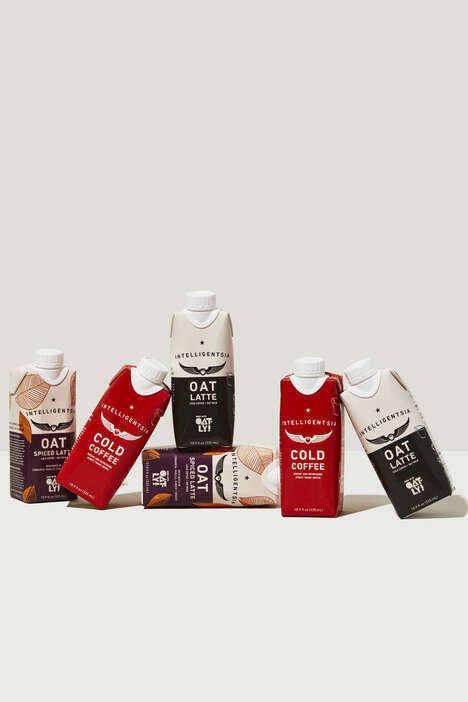 Cafe-Style Beverage Cartons