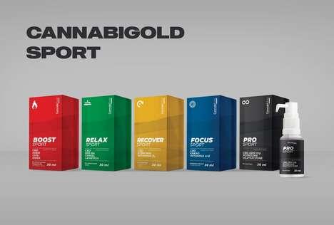 CBD Workout Supplements