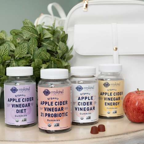 Plant-Based Vinegar Gummies