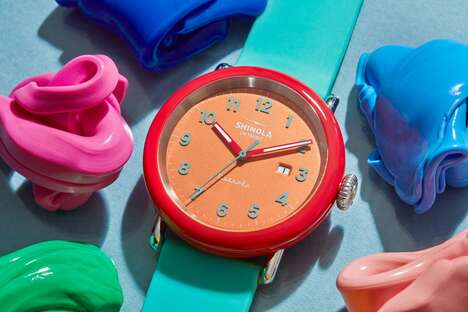 Putty-Honoring Timepieces