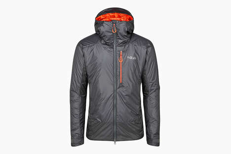 Durable Diamond-Threaded Jackets