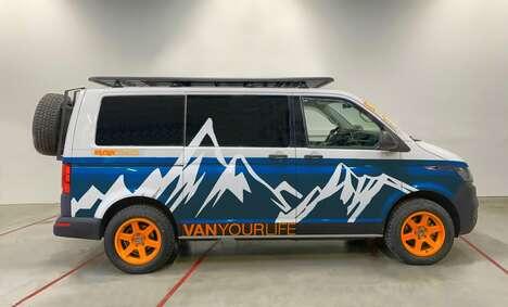 Chromatic Camper Vans