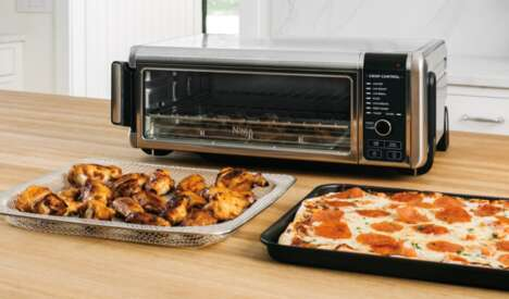 Ultra Versatile Digital Air-Fry Ovens