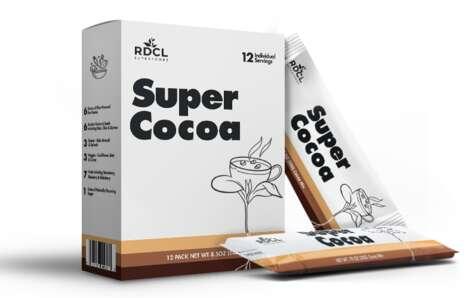 Nutritious Vegan Cocoa Mixes