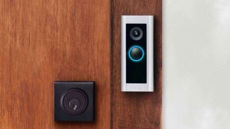 3D Motion Detection Doorbells