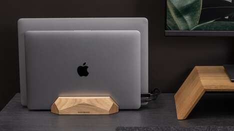 Timber Technology Workstation Docks