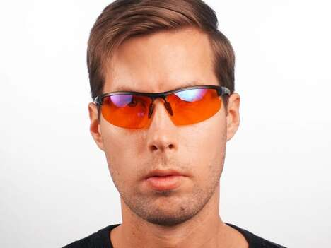 Sleep-Optimizing Technology Glasses