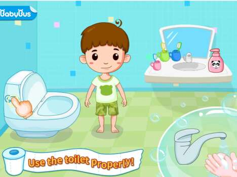 Adorable Toilet Training Apps