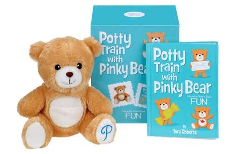 Potty Training Teddy Bears