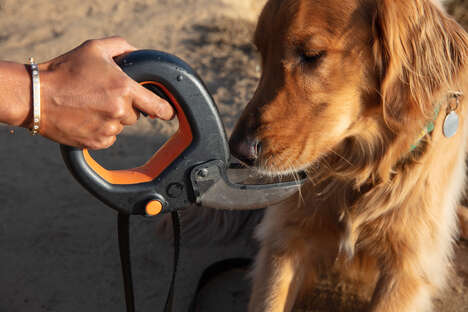 Hydrating Dog Leashes