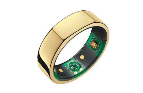Chic Smart Rings