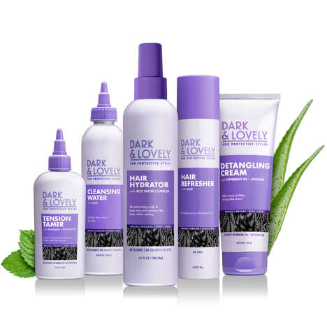 Hydrating Protective Haircare