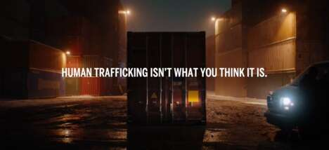Human Trafficking Awareness Campaigns