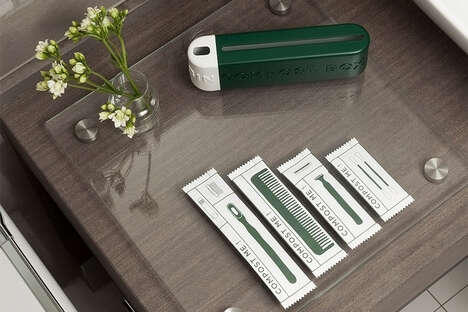 Compostable Complimentary Hotel Toiletries