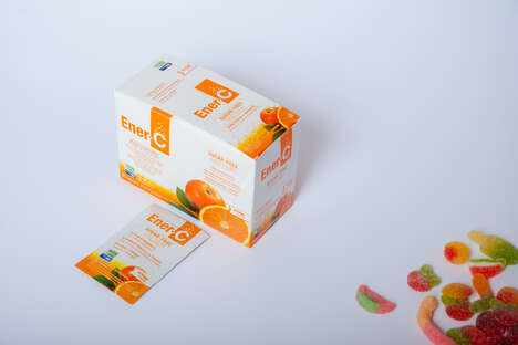 Sugar-Free Vitamin C Supplements