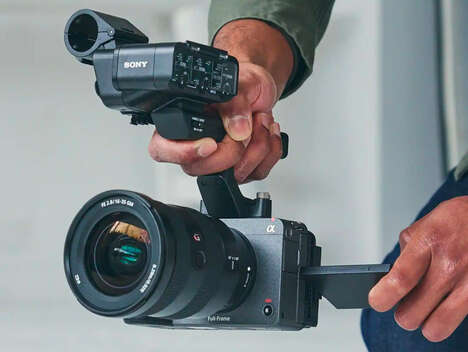 Compact Cinematography Cameras