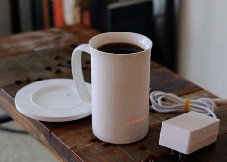 Ceramic-Made Smart Mugs