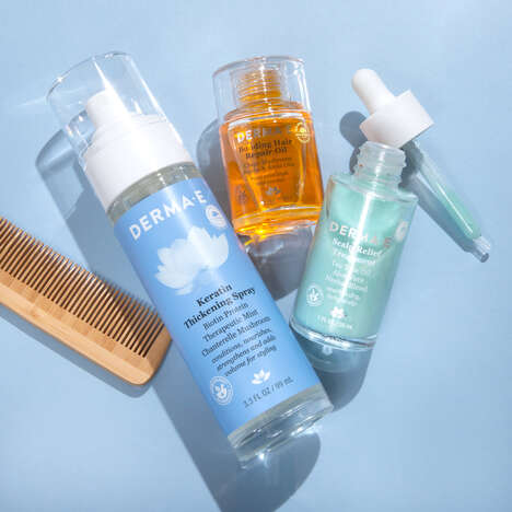 Hydrating Clean Haircare Lines