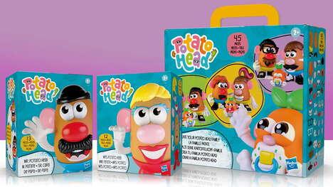 Gender-Neutral Potato Toys