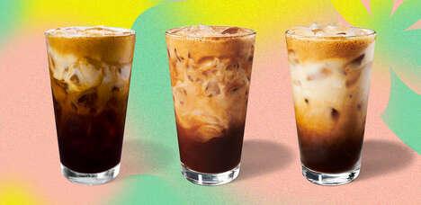 Dairy-Free Shaken Espressos