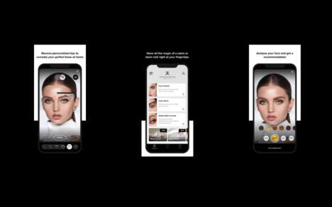 AR Brow Apps