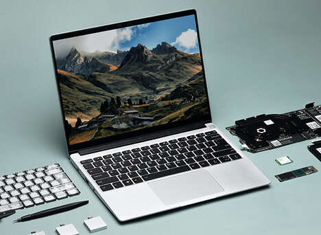 User-Upgradeable Laptops