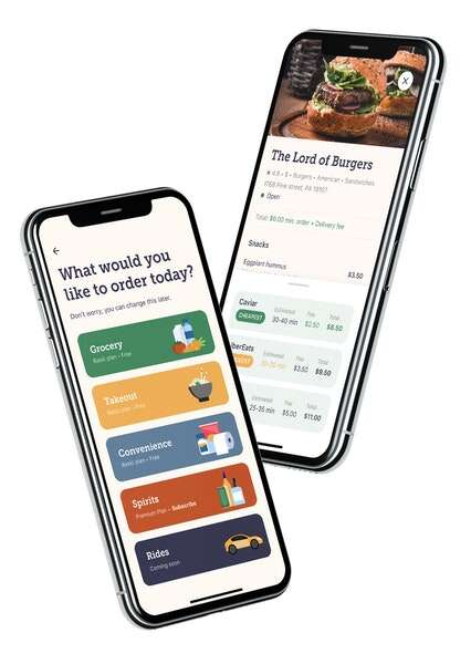 Delivery Management Apps