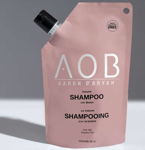 Canadian High-Performance Haircare Products