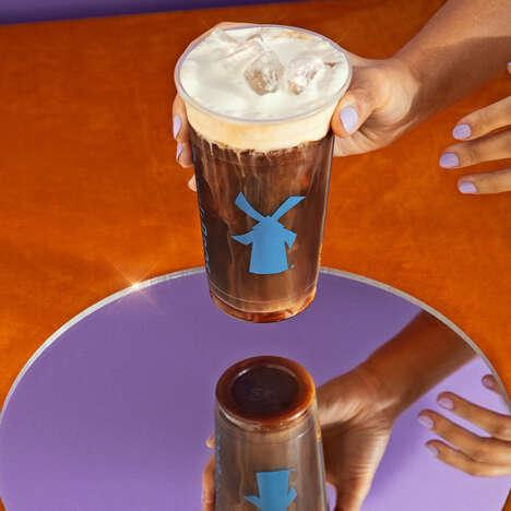 Lavender Cafe Beverages