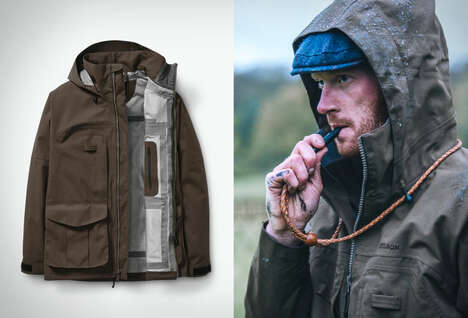 Inclement Weather-Ready Outerwear