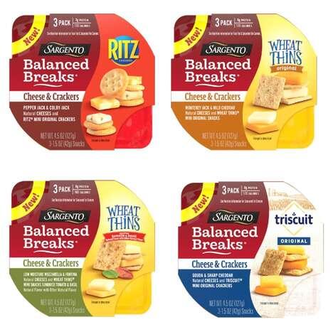 Grown-Up Snack Packs