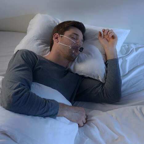 Sleep Breathing Monitors