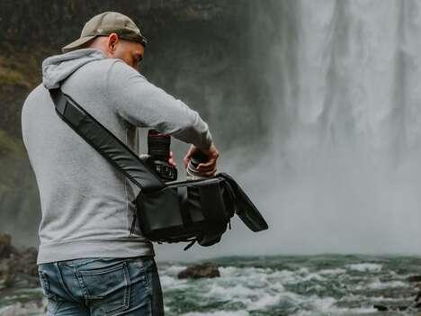 Ultra-Fast Camera Access Bags